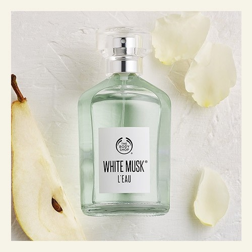 White Musk L'eau