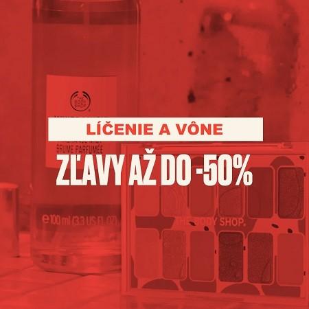 Líčenie a vône do -50%