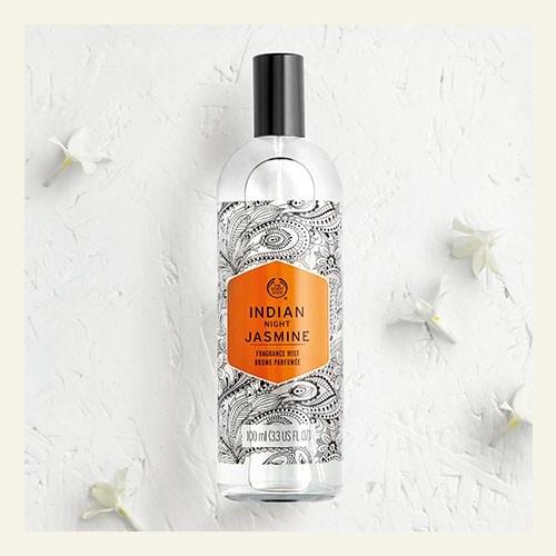 Telové misty, krémové parfém