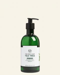 Teafaolajos folyékony szappan - 400 ml