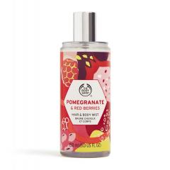 Vlasový a telový sprej - Granátové jablko & Red Berries