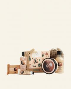 Veľká darčeková krabička Bambucké maslo