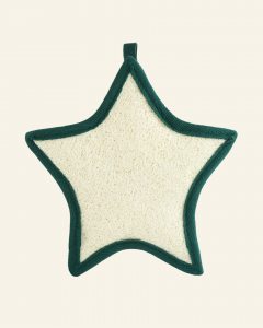 Hviezdna hubka na telo