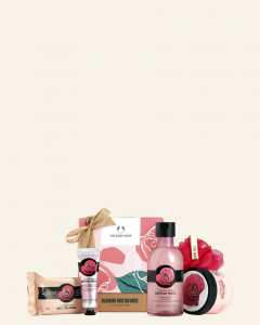 Malá darčeková krabička - British Rose