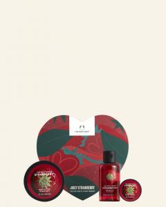Šťavnaté valentínske jahodové srdiečko
