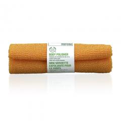 Peelingová špongia - oranžová