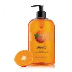 Mandarínkový sprchový gél 750 ml