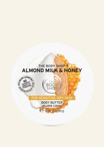 Telové maslo mandľovémlieko a med 50 ml