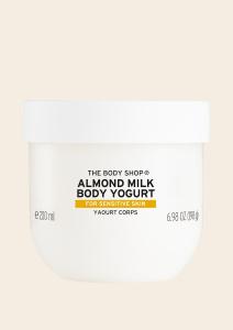 Telový jogurt s mandľovým mliekom