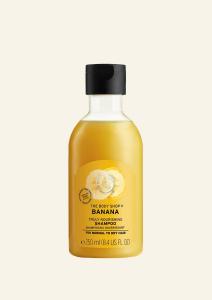 Banánový šampón