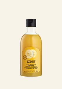 Banánový šampón 400 ml