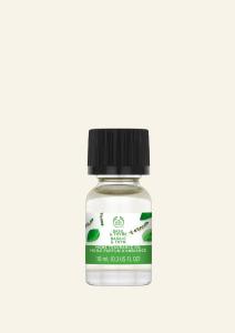 Vonný olej bazalka a materina dúška