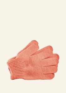 Sprchovacia rukavica - ružová
