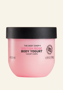 British Rose telový jogurt