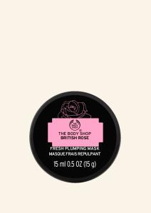 Hĺbkovo hydratačná maska na tvár British Rose (15 ml)