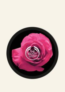 British Rose rozjasnňujúce telové maslo