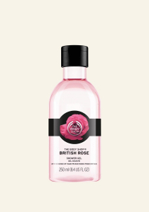 British Rose sprchový gél