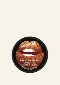 Kokosové maslo na pery