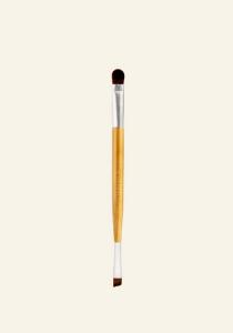Bambusový obojstranný štetec na očné tiene