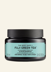 Fuji Green Tea peeling na pokožku hlavy