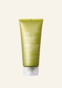Kistna mužský sprchový gél a šampón