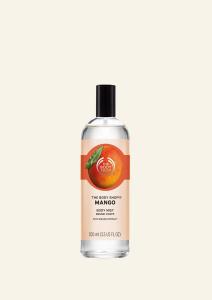 Mangový telový mist