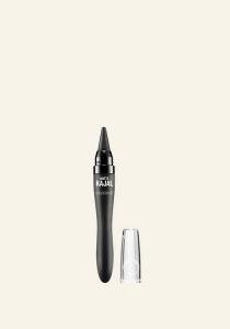 Matná kajalová ceruzka na oči - čierna