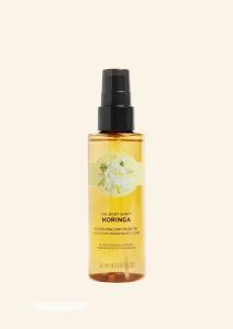 Telový vyživujúci suchý olej - Moringa