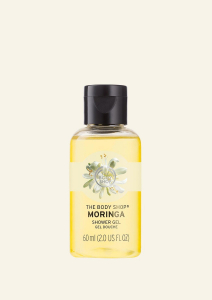 Moringa sprchový gél 60 ml