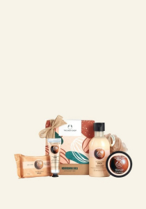 Darčeková krabička Bambucké maslo