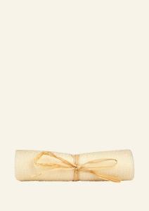 Peelingová špongia - krémová