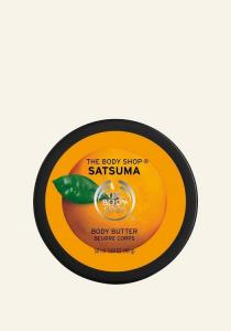 Mandarínkové telové maslo 50 ml