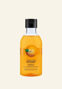 Mandarínkový sprchový gél