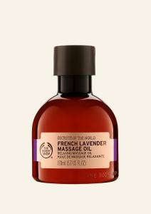 Spa of the World™ masážny olej s francúzskou levanduľou