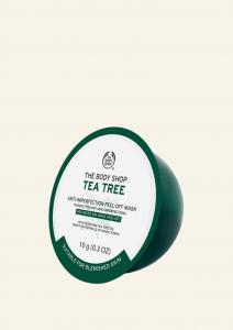 Čistiaca sťahovacia maska s olejom z čajovníka