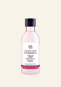 Hydratačný tonik s vitamínom E