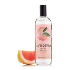 Pink grapefruit telový mist