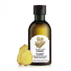 Zázvorový šampón 250 ml