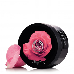 British Rose telový peeling 50ml