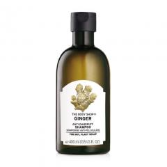 Zázvorový šampón 400 ml