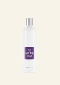 White Musk® telové mlieko