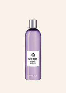 White Musk® sprchový gél 400 ml