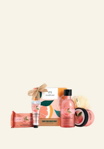 Malá darčeková krabička: Svieži Pink Grapefruit